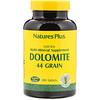 Nature's Plus, Dolomite, 44 Grain, 300 Tablets