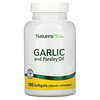 Nature's Plus, Garlic and Parsley Oil, 180 Softgels