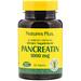 Панкреатин, 1000 мг, 60 таблеток - изображение