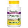 Nature's Plus, Ultra Probiotics, Maximum Strength, 40 Billion, 60 Vegetarian Capsules