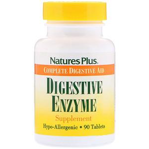 Натурес Плюс, Digestive Enzyme Supplement, 90 Tablets отзывы