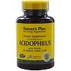 Nature's Plus, Acidophilus, Lactobacillus, 90 Veggie Caps