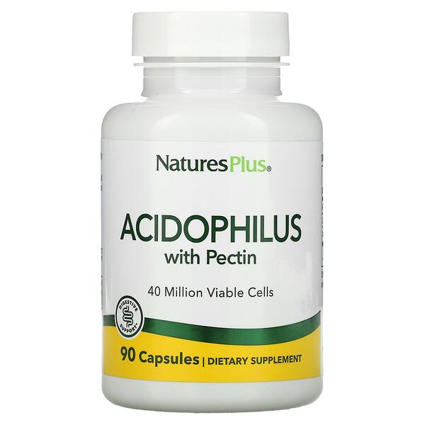 Acidophilus with Pectin, 90 Capsules