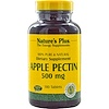 Nature's Plus, Apfelpektin, 500 mg, 180 Tabletten