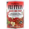 Nature's Plus, Fruitein, High Protein Energy Shake, Exotic Red Fruit, 1.3 lbs (576 g)