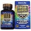 Nature's Plus, Sugar Armor, Sugar Blocker, Weight Loss Aid, 60 Veggie Caps