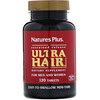 Nature's Plus, Ultra Hair, For Men & Women, 120 Tablets