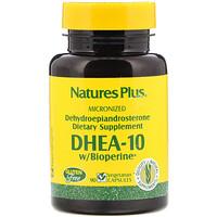 DHEA-10 With Bioperine, 90 Veggie Caps - фото