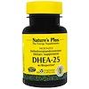 Nature's Plus, DHEA-25 mit Bioperine, 60 vegetarische Kapseln