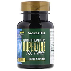 Натурес Плюс, Advanced Therapeutics, Huperzine Rx-Brain, 30 Tablets отзывы