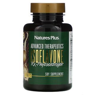 Nature's Plus, Terapéutica avanzada, isoflavone Rx-fitoestrógeno, 30 comprimidos