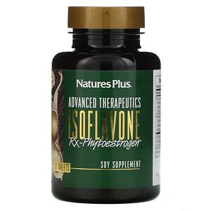 Натурес Плюс, Advanced Therapeutics, Isoflavone Rx-Phytoestrogen, 30 Tablets отзывы