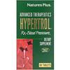 Nature's Plus, Advanced Therapeutics, Hypertrol, RX Blood Pressure, 60 Tablets