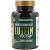 Nature's Plus, Advanced Therapeutics, Lutein RX-Eye, 60 Vegetarian Capsules