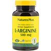 Nature's Plus, L-Arginine, 500 mg, 90 Vegetarian Capsules