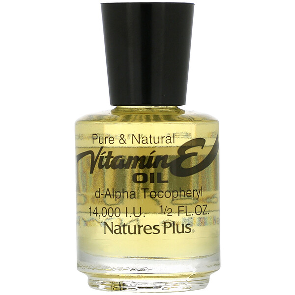 Vitamin E Oil, 14,000 IU, 1/2 fl oz