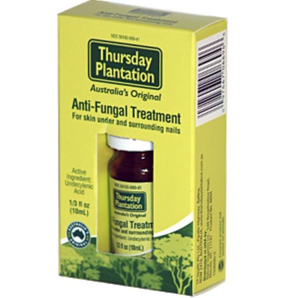 Nature's Plus, Thursday Plantation, Anti-Fungal Treatment for Nails, 1/3 fl oz (10 ml) (Discontinued Item)