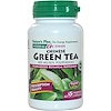 Nature's Plus, Herbal Actives, Chinese Green Tea, 400 mg, 60 Veggie Caps (Discontinued Item)