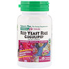 Nature's Plus, Herbal Actives, Red Yeast Rice Gugulipid, 450 mg, 60 Vegetarian Capsules