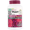 Nature's Plus, Herbal Actives, Red Yeast Rice, 600 mg, 120 Mini-Tabs