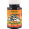 Nature's Plus, Source of Life, Animal Parade, Kid Zinc Lozenges, Natural Tangerine Flavor, 90 Animal-Shaped Lozenges
