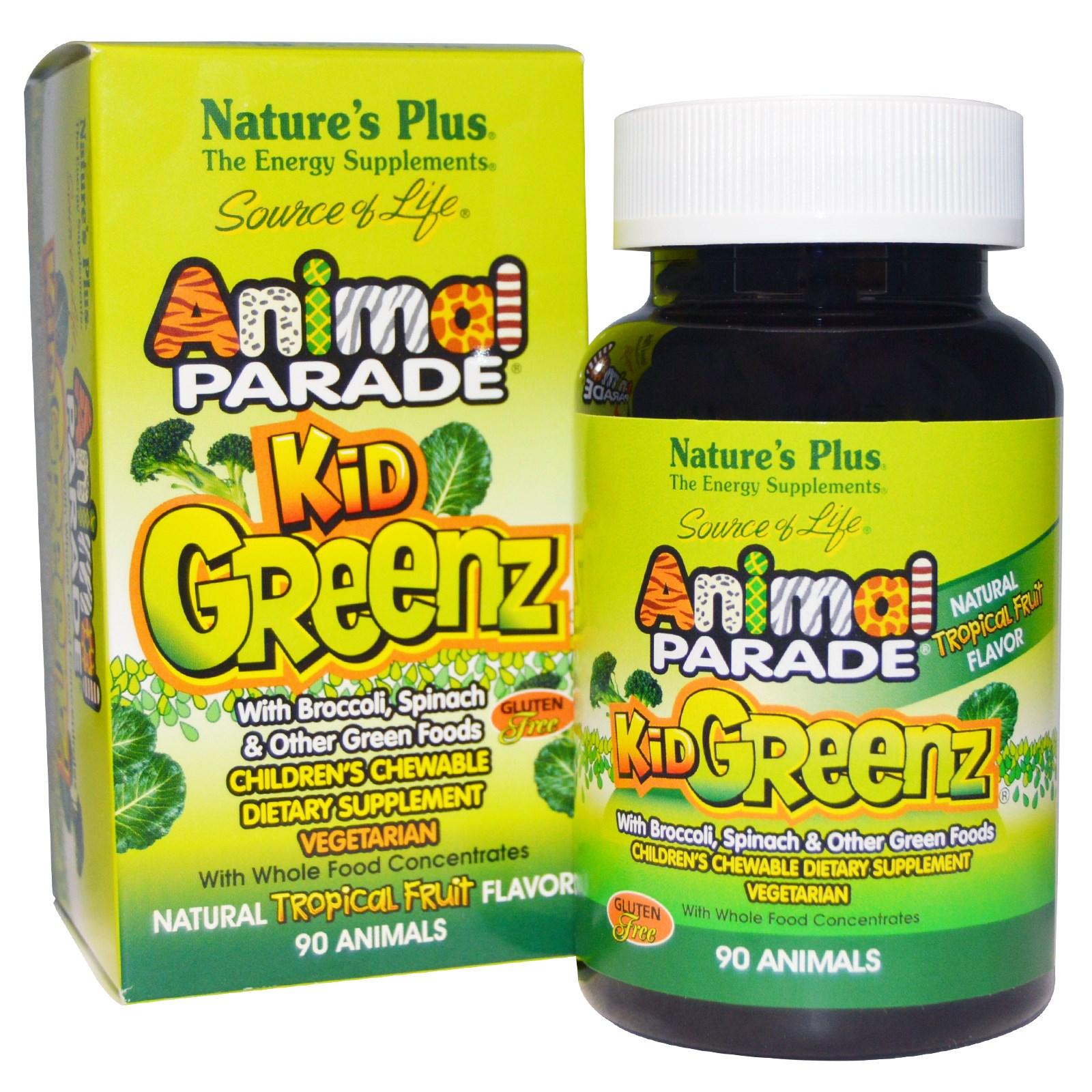 Source of life animal parade