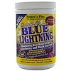 Nature's Plus, Source of Life, Blue Lightning, Powder, Energy Drink Mix, 0.5 lb (230 g) (Discontinued Item)
