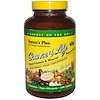 Nature's Plus, Source of Life, Multi-Vitamin & Mineral Supplement, No Iron, 180 Tablets (Discontinued Item)