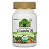 Nature's Plus, Source of Life, Garden, Vitamin D3, 60 Vegan Capsules