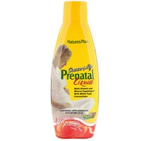 Source of Life, Prenatal Liquid, Вкус натуральных тропических фруктов, 887.10 мл - фото