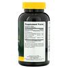 Nature's Plus, комплекс с кальцием, магнием, витаминами D3 и К2, 180 таблеток