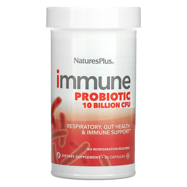 Immune Probiotic, 10 Billion CFU, 30 Capsules