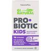 Nature's Plus, GI Natural Probiotic Kids, Delicious Mixed Berry Flavor, 7 Billion CFU, 30 Chewables