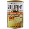 Nature's Plus, Spiru-Tein Gold, High Protein Energy Meal, Tropical Fruit, 1.03 lbs (468 g) (Discontinued Item)