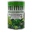 Nature's Plus, Fruitein High Protein Energy Shake, Revitalizing Green Foods, 1.3 lbs (576 g)