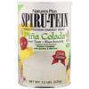 Nature's Plus, وجبة السبيروتين المزوِّدة بالطاقة والغنية بالبروتين، بنكهة عصير البينا كولادا، 1.2 رطل (525 جم)