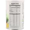 Nature's Plus, Spiru-Tein, High Protein Energy Meal, Piña Colada, 1.2 lbs (525g)