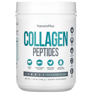Nature's Plus, Collagen Peptides, 1.30 lbs (588 g)
