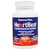 Nature's Plus, HeartBeat, Cardiovascular Support, 90 Heart-Shaped Tablets