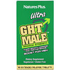 Nature's Plus, Ultra GHT Male, Maximum Strength, Boost For Men, 90 Extended Release Tablets