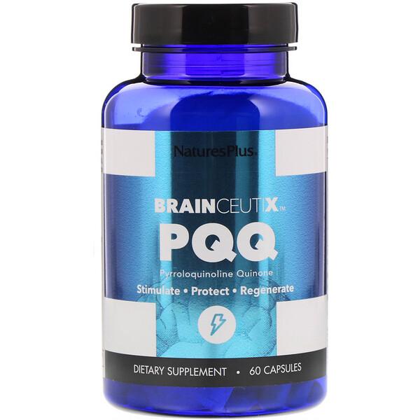 BrainCeutix, PQQ, 60 Capsules