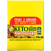 Nature's Plus, KETOslim، لوح بروتين فائق القيمة الغذائية، مقرمشات باللوز والشيكولاتة، 12 لوحًا، 2.1 أونصة (60 جم) لكل لوح