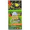 Nature's Plus, Organic Ultra Juice Green Powder Stick Packs, 15 Stick Packs, 0.35 oz (10 g) Each
