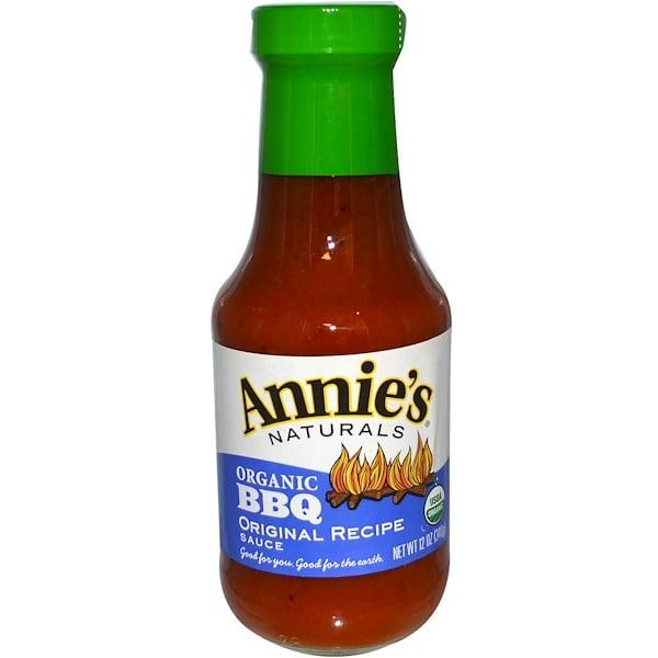 Annie's Naturals, 有機燒烤調味醬,12盎司(340克) (Discontinued Item)