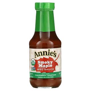 Annie's Naturals, Органический соус барбекю с жидким дымом и кленовым сиропом, 12 унций (340 г)