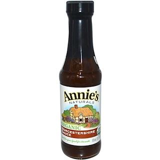 Annie's Naturals, Organic, Worcestershire Sauce, 6.25 fl oz (185 ml)