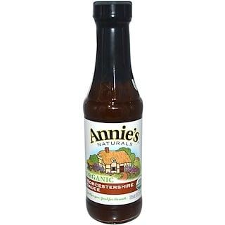 Annie's Naturals, 有機辣醬油(伍斯特郡醬汁),6.25液體盎司(185毫升)