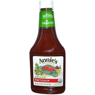 Annie's Naturals, Ketchup bio, 24 onces (680 g)