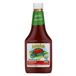 Аннис Натуралс, Organic, Ketchup, 24 oz (680 g) отзывы покупателей