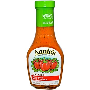 Аннис Натуралс, Natural Roasted Red Pepper Dressing, 8 fl oz (236 ml) отзывы